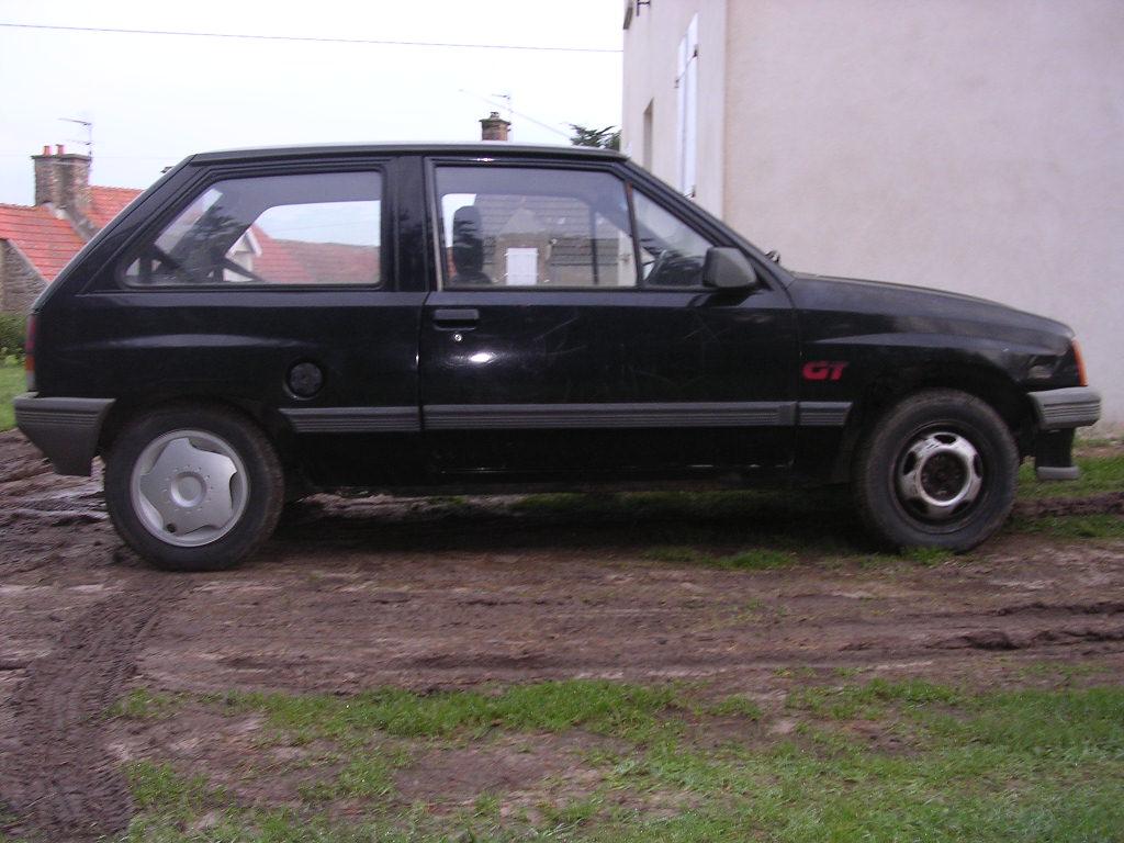 Opel Corsa A 1.2 pour le